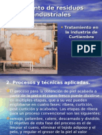 Presentación1tratamiento de Residusos Curticion Trabajo