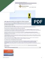 Galga Extensométrica Para Integración en Fibras Composites