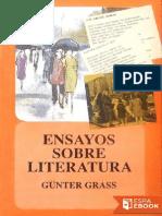 Ensayos Sobre Literatura - Gunter Grass (2)