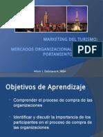 Marketing Del Turismo - Mercados Organizacionales