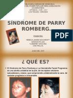 Síndrome de Parry Romberg