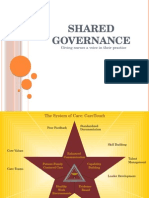 Intro to Shared Governance for UPC