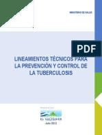 Lineamientos Tecnicos Tuberculosis