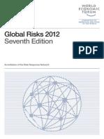 WEF GlobalRisks Report 2012