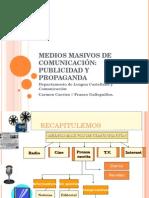 8 Medios Masivos de Comunicacion Publicidad y Propaganda