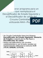 Usando MaxplusII Para Programar Una EPROM