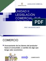 Legislación comercial Chile