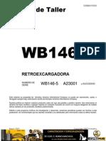 Manual de Taller de Retroexcavadora Komatsu