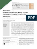 Developing Idf Arab Saudi