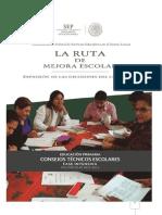 Fase Intensiva 2015-2016 LA RUTA DE MEJORA AFSEDF