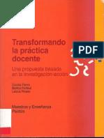 Transformando La Practica Docente - Cecilia Fierro