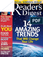 Reader's Digest August 2005
