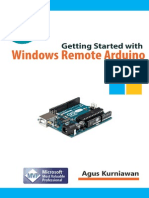 Started pdf getting arduino
