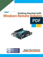 Started pdf getting arduino