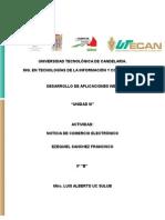 ACT II Tercer Parcial Ezequiel Sanchez