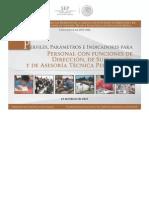 EDUCACION BASICA EN MEXICO Perfiles Promocion 2015 23 Febrero