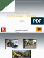 Curso Entrega Tecnica de Minicargador 2008