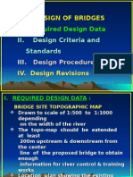 Bridge Design Criteria and Provisions 2011