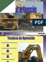 Curso Tecnicas Operacion Pala Pc5500 Komatsu