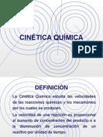VI. Cinetica Quimica