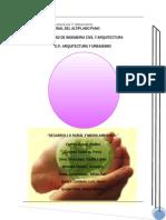 Monografie of Desarrollo Rural y Medio Ambiental (1)