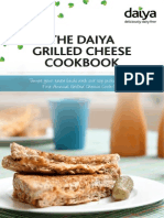 Daiya Grilled Cheese Recipebook