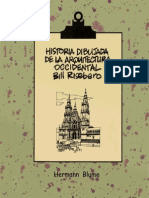 Historia Dibujada de La Arquitectura Occidental-Bill Risebero.txtt