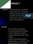 1. Asphalt I Lecture