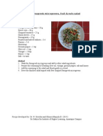 Fenugreek microgreens, fruit & nuts salad.docx