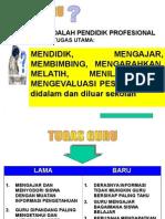 Guru Dan Pengembangan Kurikulum