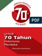Logo Kemerdekaan 2015