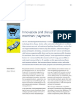 MoP19Innovation and Disruption in US Merchant Payments