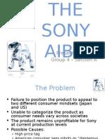 Sony Aibo Presentation