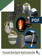 Steel Slag for Road Pavement