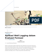 Well Logging