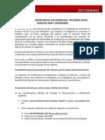 INFONAVIT envio dictamen fiscal 2009 y anteriores