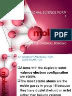 Addscience Chemical Bonding