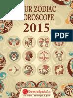 Your Zodiac Horoscope 2015