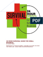 24 Hour Survival Guide for Small Business Revision 6