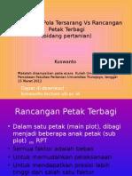 Ranc.tersarang vs Petak Terbagi