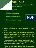 Fuel Oils(Npti)