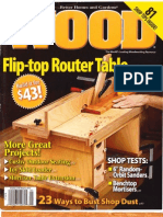 Wood Magazine May 2012