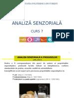 7. Analiz Senzorial -Curs 7