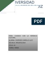 DESTRUCCIÓN DEL PATRIMONIO ARQUEOLÓGICO.docx