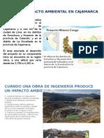 Impacto Ambiental de Cajamarca