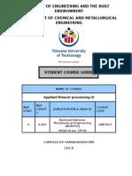 ANP301T Study Guide_2014