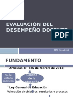 evaluacion del desempeño docente..INEE.pptx