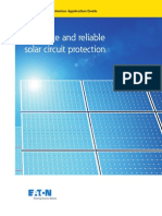 Eaton Guide Solar System Protection