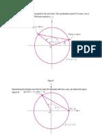 Proof of the Angle Sum Formula