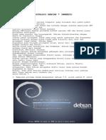 Installasi Debian 7 (Wheezy)